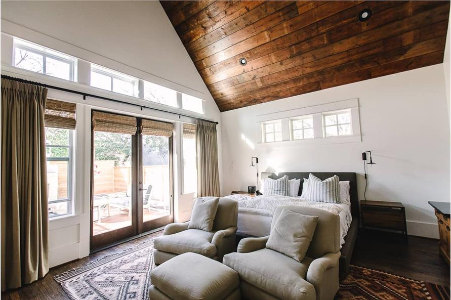 Master Bedroom of this 4-Bedroom,3328 Sq Ft Plan -207-1004