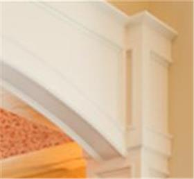 Complete your floor plan with these great Molding and Trim ideas