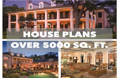 Article Category Everything You Need To Know about House Plans Over 5,000 Square Feet
