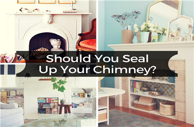 Article Category Top Reasons to Close Up Your Chimney Permanently