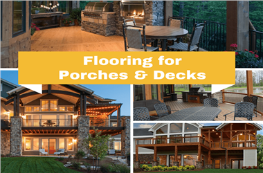 Article Category How to Choose the Right Flooring for Your New Home's Porch and Deck