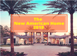 Photograph of The New American Home as lead graphic for for article about it