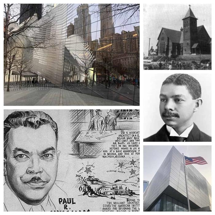 African American Architects Who Changed Our World from Robert R Taylor to J Max Bond