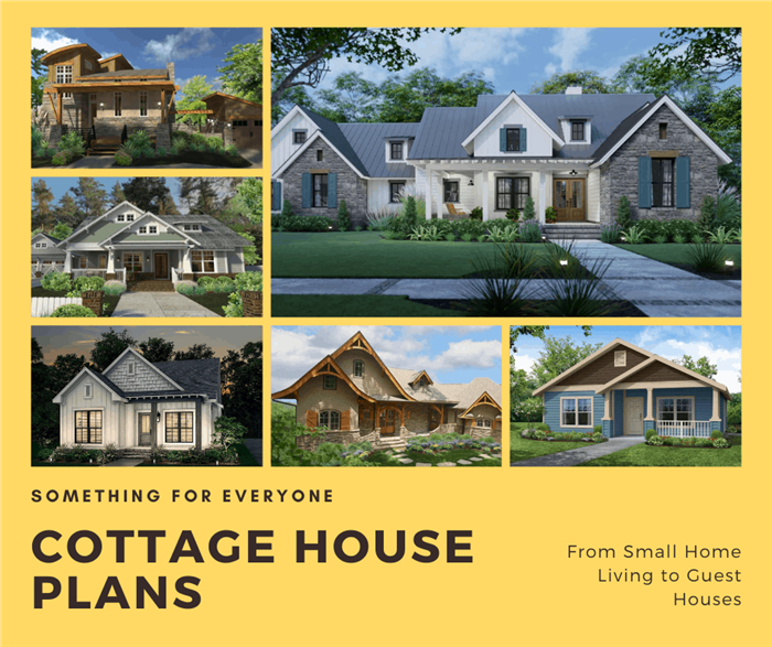 Blog Post - Cottage House Plans Have Something for Everyone