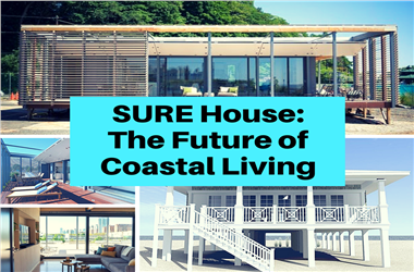Article Category The SURE House May Be the Future of Beachfront Living