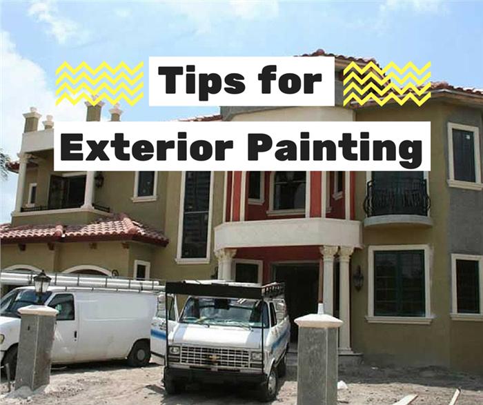 Photo illustrating paint job on House Plan #107-1013