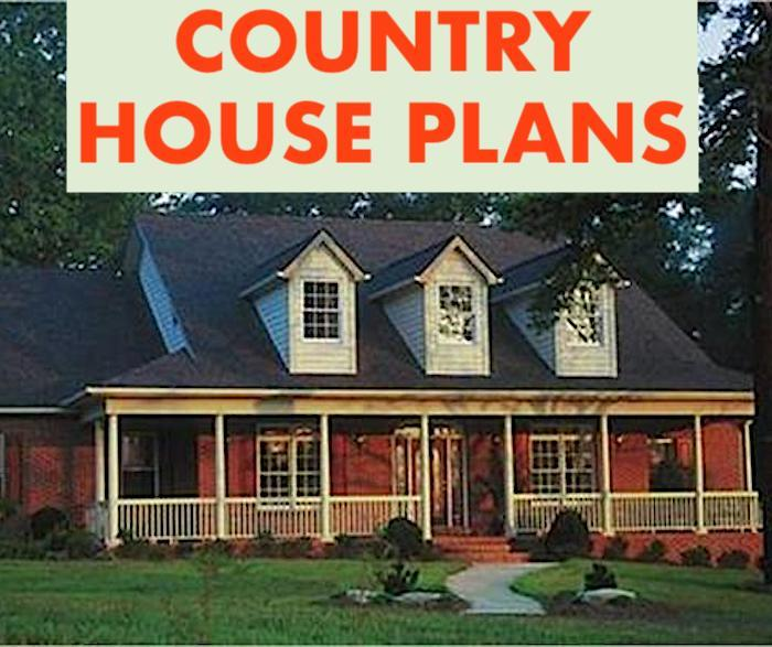 Classic country home with front porch and dormer windows