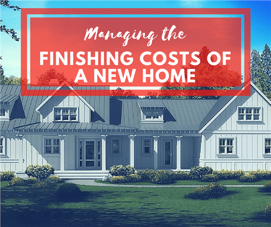 learn house plan Four Ways to Manage the Cost of New-Home Finishes