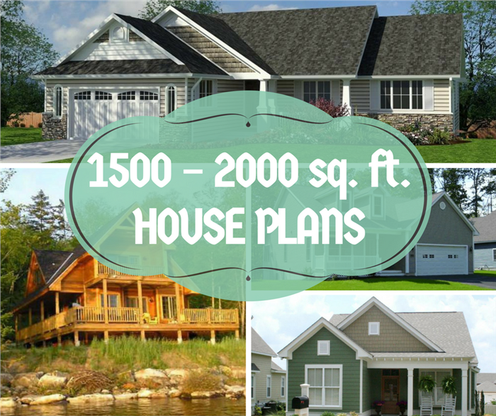 10 Features To Look For In House Plans 1500-2000 Square Feet