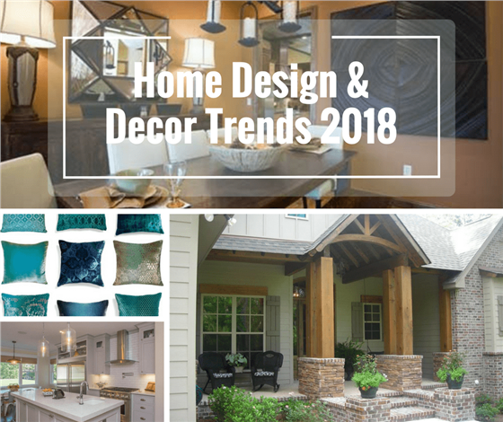 learn house plan Home Design and Decor Trends to Look Out For in 2018