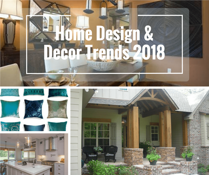 Home Design and Decor Trends to Look Out For in 2018