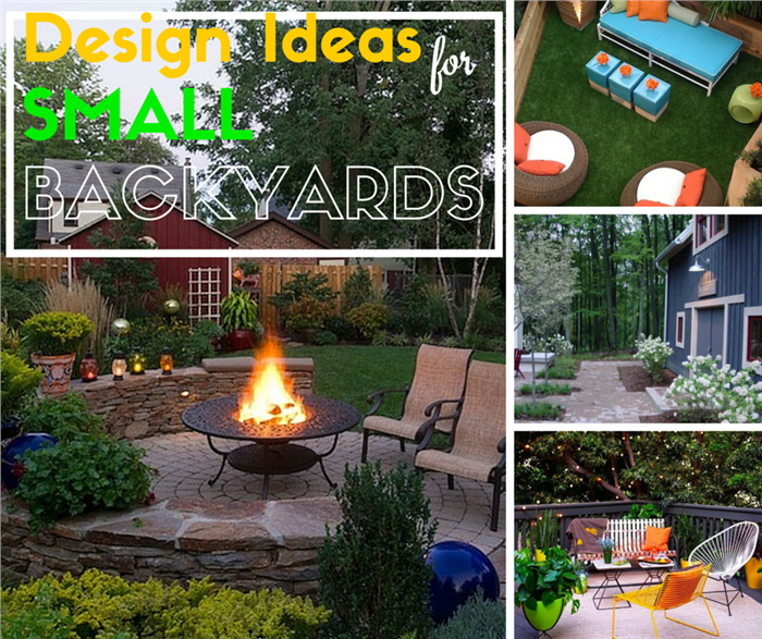 48 Landscape Designs For Small Backyards Impressive Landscape Design Small Backyard