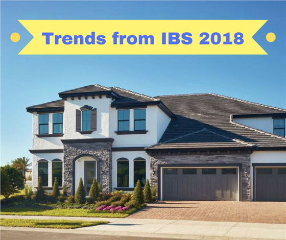 learn house plan Home Building Trends: A Report from the 2018 International Builders' Show