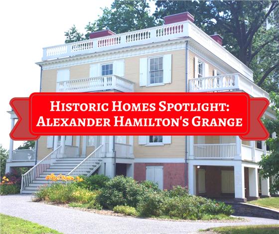 learn house plan Historic Homes Spotlight: Hamilton Grange National Memorial