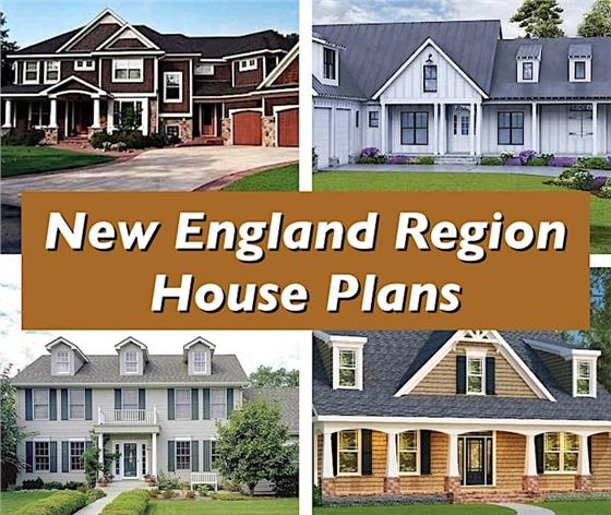 learn house plan A Guide to 5 Essential New England Architectural House Styles