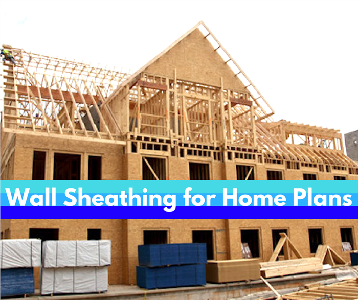 Top 5 exterior wall sheathing options for new home builds for Exterior sheathing options
