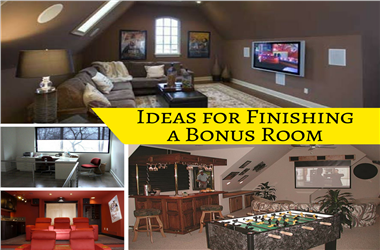 Article Category 8 Great Ways to Finish a Bonus Room
