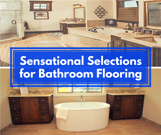 learn house plan Sensational Ways to Put Focus on the Bathroom Floor