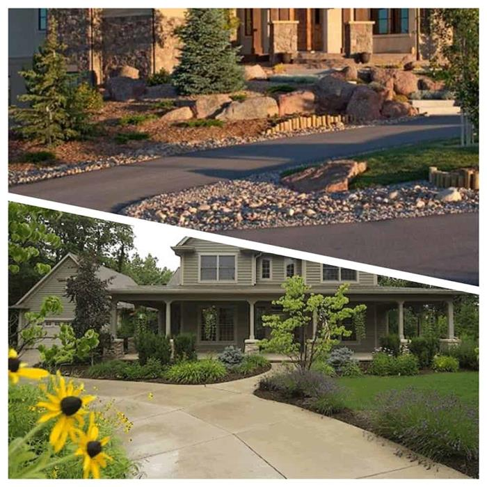 trends in driveways for homes today