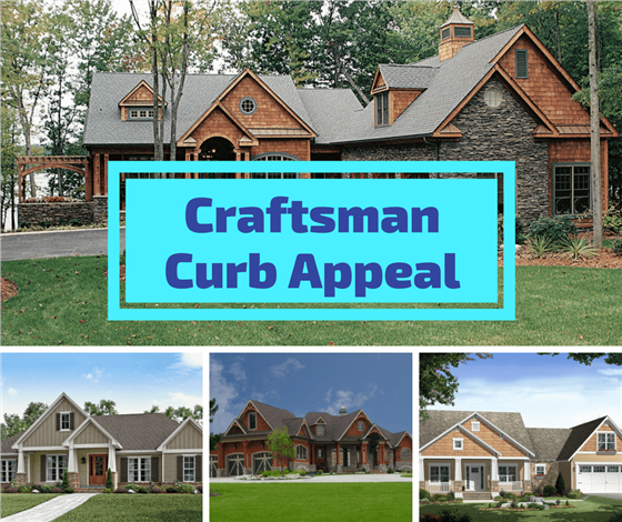 learn house plan Tips for Ensuring the Curb Appeal of Your Craftsman Home