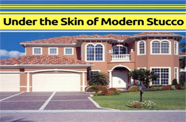 Article Category Like the Look of Stucco? You Need EIFS
