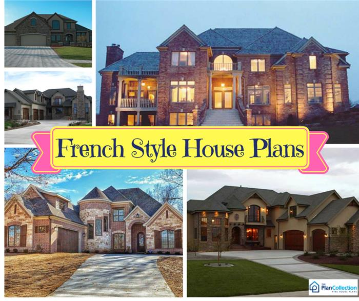 The French House Plan - French Home Design