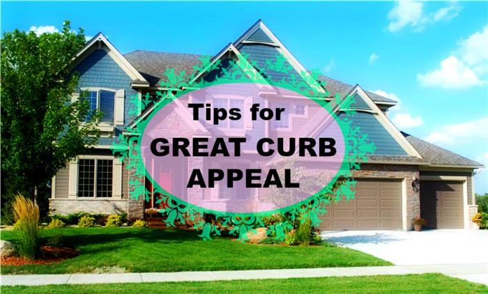 8 Tips For Achieving The Best Curb Appeal Your House Plan
