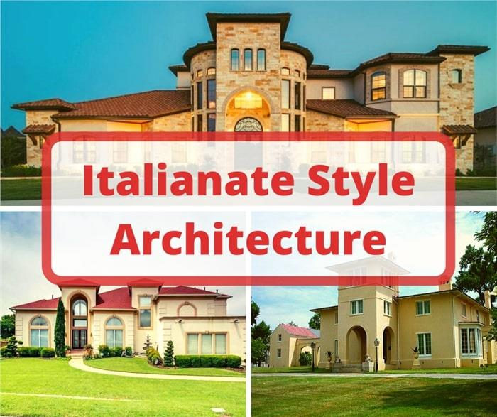 3 beautiful homes illustrating article about Italianate style architecture