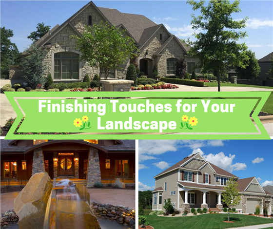 learn house plan 7 Design Ideas for Finishing Touches in Your Home Landscape