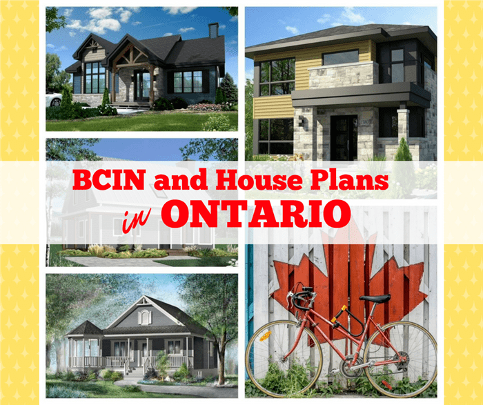 Montage of 5 images illustrating article on Canadian BCIN
