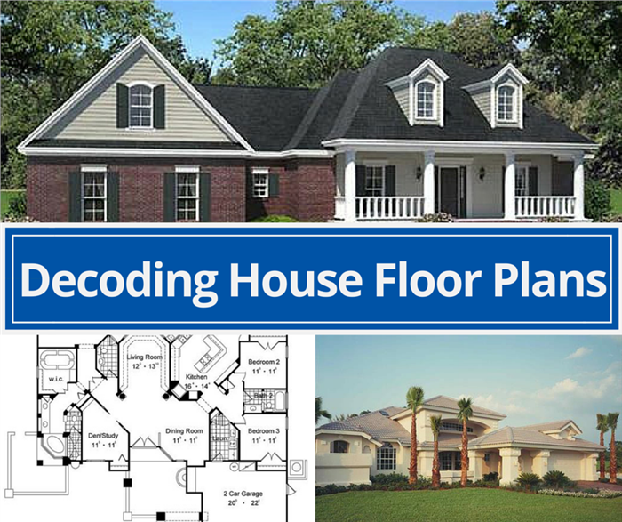 Decoding House Floor Plans