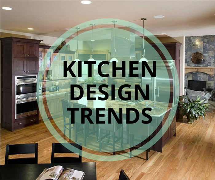 Photo of an open-plan kitchen (House Plan #161-1040)