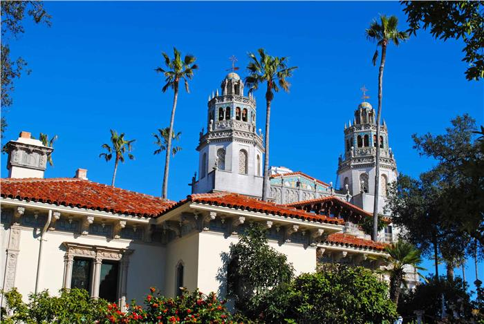 Hearst Castle - Architect - Julia Morgan