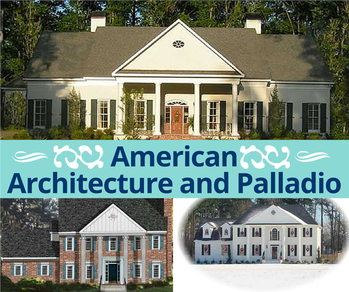 American Architecture and Palladio