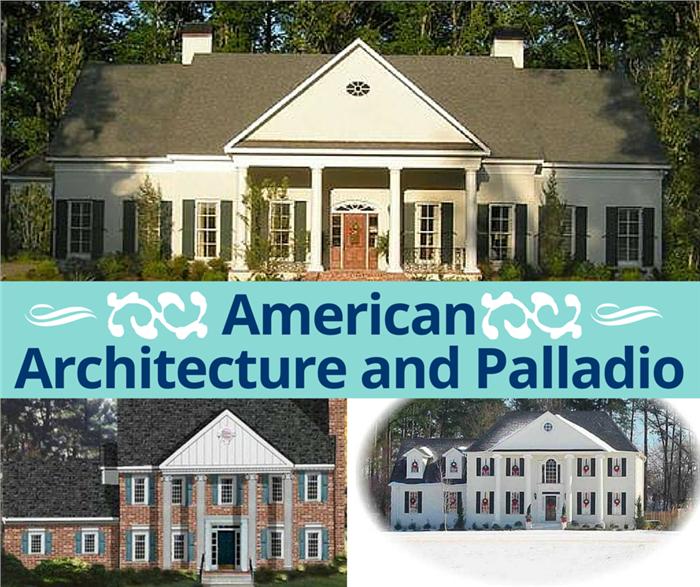 Andrea palladio s classic designs bring renaissance art to for Classic american architecture
