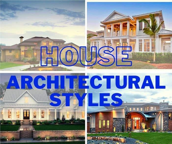 4 outstanding home illustrating article about residential architectural styles