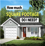 How Much Square Footage Do I Need for a New Home? Blog Post Image