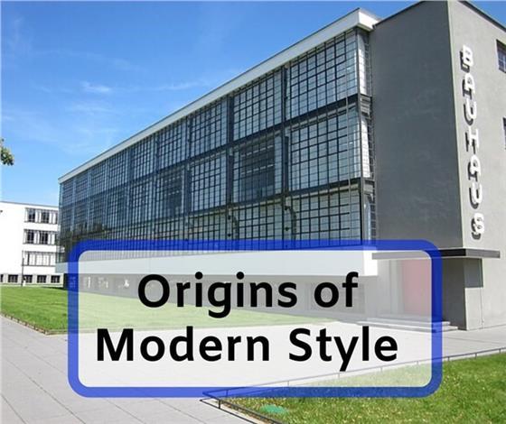 learn house plan Bauhaus Style: Beginning of Modern Architecture