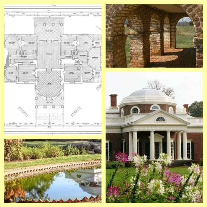 Thomas Jefferson: The Architect and the Landscape Artist on art house plans, circular house plans, plain and simple house plans, country house plans, contemporary house plans, simple one level house plans, ranch house plans, small house plans, ici house plans, timber frame house plans, cottage house plans, thermasteel house plans, european custom house plans, beach house plans, spy house plans, sip home plans, concrete house plans, insulated concrete home plans, sap house plans, scottish mansion house plans,