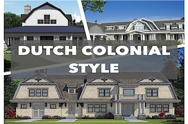 Article Category Dutch Colonial Homes: Practical, Beautiful, Rich in History