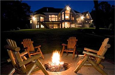 Popular Collection Outdoor Living House Plans