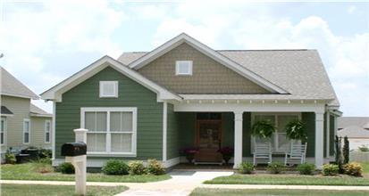 TPC style Cottage House Plans