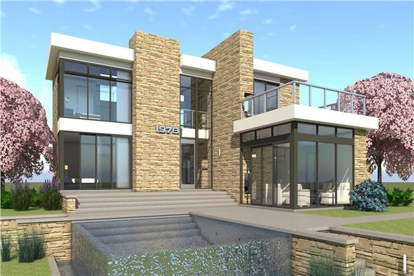 modern house plans with photos - modern house designs House Designs