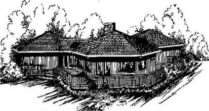 TPC style Geodesic House Plans