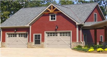 TPC style Garage Plans with Apartments