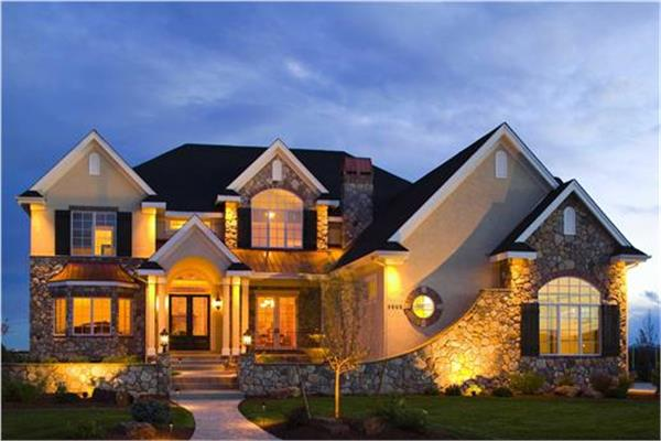 House plans with high ceilings view plans at for High ceiling house plans