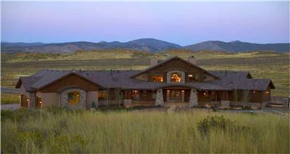 TPC style Mountain West House Plans