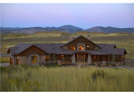 Mountain West States House Plans