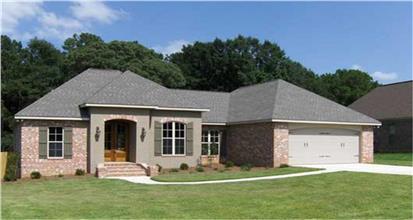 TPC style Oklahoma House Plans