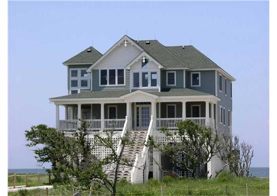 Beachfront House Plans